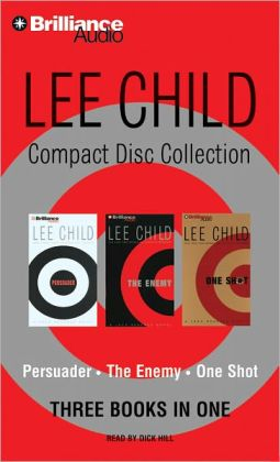 Lee Child CD Collection 3: Persuader, The Enemy, One Shot