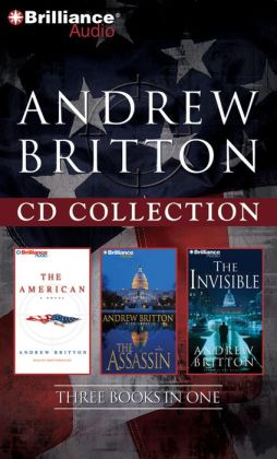 Andrew Britton CD Collection: The American, The Assassin, The Invisible