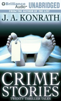 Crime Stories: Twenty Thriller Tales