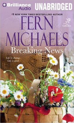 Breaking News (Godmothers Series #5)