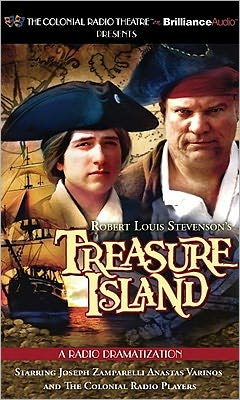 Treasure Island: A Radio Dramatization