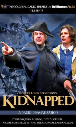 Kidnapped (The Colonial Radio Theatre on the Air Series)