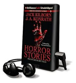 Horror Stories: Twenty-Six Scary Tales [With Earbuds]