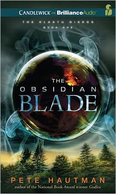 The Obsidian Blade (Klaatu Diskos Series #1)