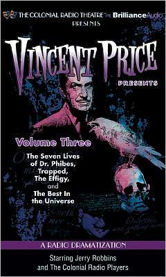 Vincent Price Presents, Volume 3