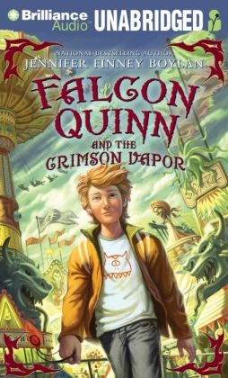 Falcon Quinn and the Crimson Vapor