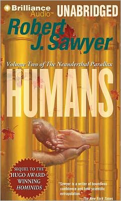 Humans (Neanderthal Parallax Series #2)