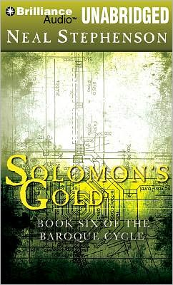 Solomon's Gold (System of the World, Part 1)