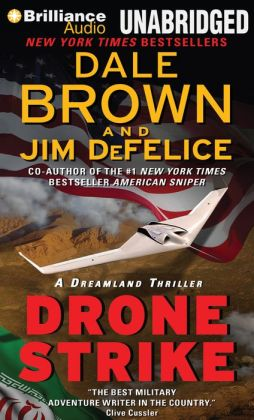 Drone Strike (Dreamland Series #15)
