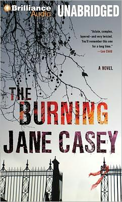 The Burning (Maeve Kerrigan Series #1)