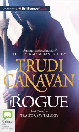 The Rogue (Traitor Spy Trilogy #2)