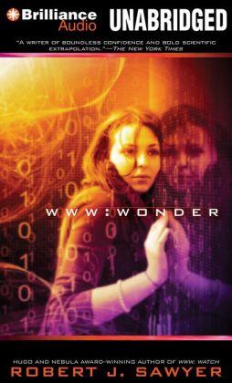WWW: Wonder (WWW Trilogy Series #3)