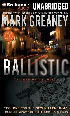 Ballistic (Gray Man Series #3)