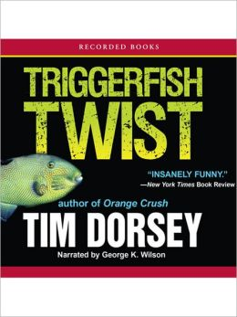 Triggerfish Twist (Serge Storms Series #4)