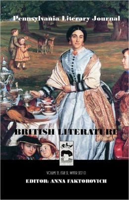 British Literature: Pennsylvania Literary Journal
