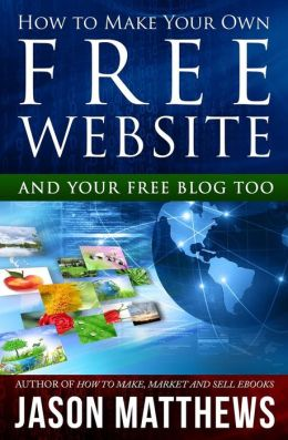 How To Make Your Own Free Website