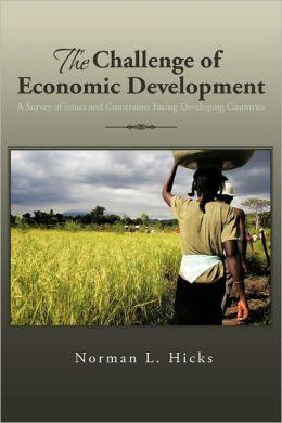 The Challenge Of Economic Development