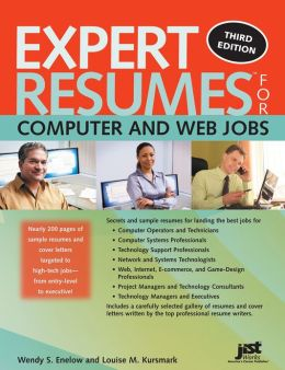 Expert Resume for Computer & Web Jobs
