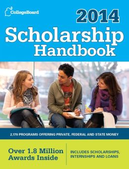 Scholarship Handbook 2014: All-New 17th Edition
