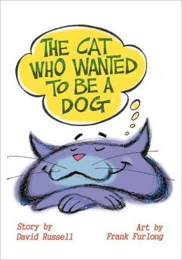 The Cat Who Wanted To Be A Dog