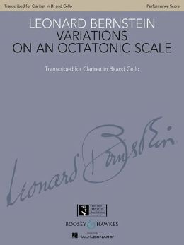 Variations On An Octatonic Scale - Transcribed For Clarinet And Cello - Perfrmance Sc