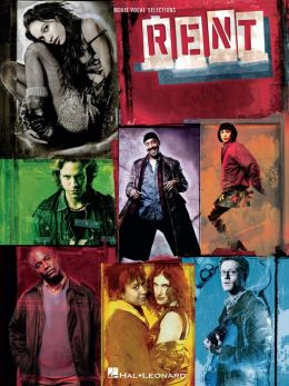 Rent (Songbook): Movie Vocal Selections