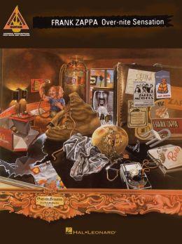 Frank Zappa - Over-Nite Sensation (Songbook)