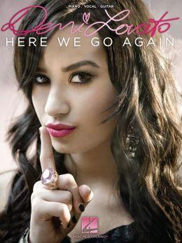 Demi Lovato - Here We Go Again (Songbook)