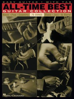 All-Time Best Guitar Collection: Easy Guitar Songbook