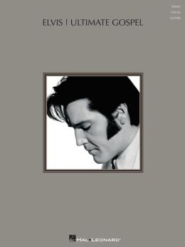 Elvis - Ultimate Gospel (Songbook)