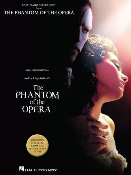 The Phantom of the Opera (Songbook): Includes Material from the Blockbuster Movie