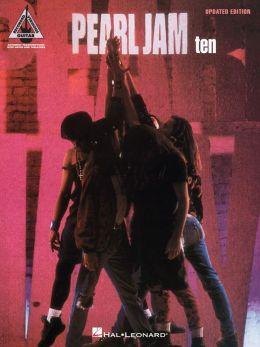 Pearl Jam - Ten (Songbook)