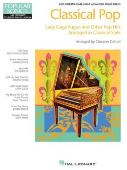 Classic Pop - Lady Gaga Fugue & Other Pop Hits