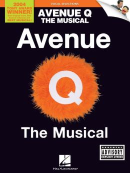 Avenue Q (Songbook): Vocal Line with Piano Accompaniment