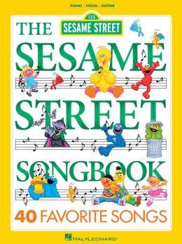 Sesame Street Songbook