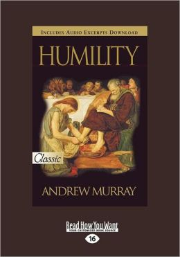 Humility (Easyread Large Edition)
