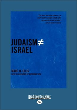 Judaism Does Not Equal Israel (Easyread Large Edition)