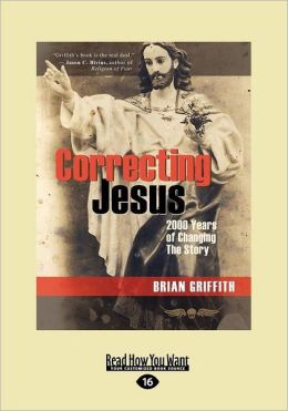 Correcting Jesus
