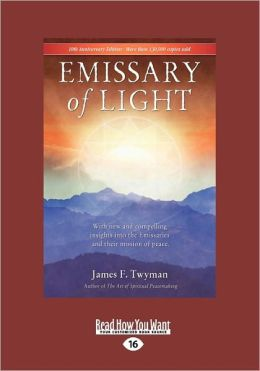 Emissary Of Light (Large Print 16pt)
