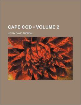 Cape Cod (Volume 2)