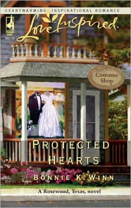 Protected Hearts (Love Inspired Series: Rosewood, Texas)