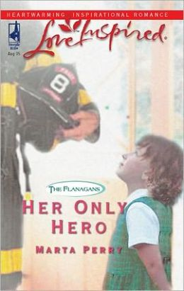 Her Only Hero (Flanagans Series)