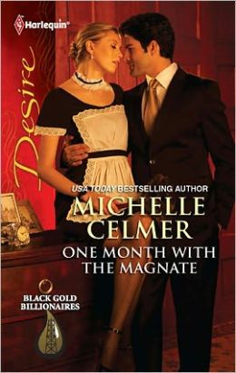 One Month with the Magnate (Harlequin Desire #2099)