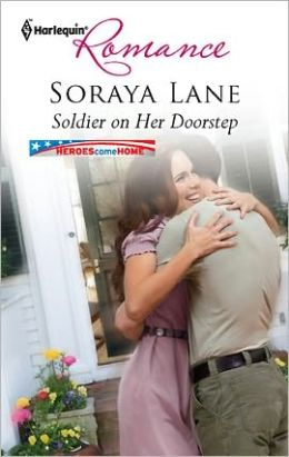 Soldier on Her Doorstep
