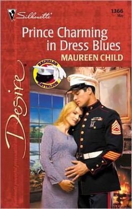 Prince Charming in Dress Blues