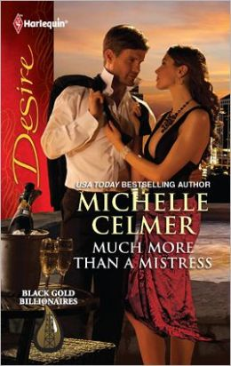 Much More Than a Mistress (Harlequin Desire Series #2111)