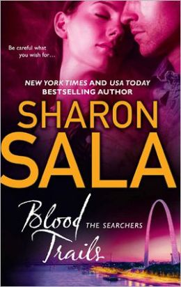 Blood Trails (Searchers Series)
