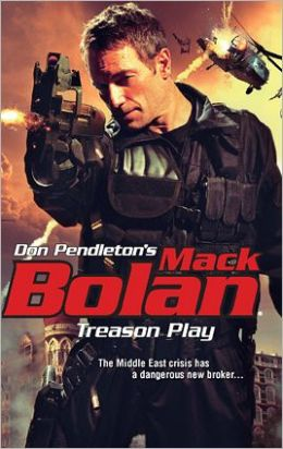 Treason Play (SuperBolan #145)
