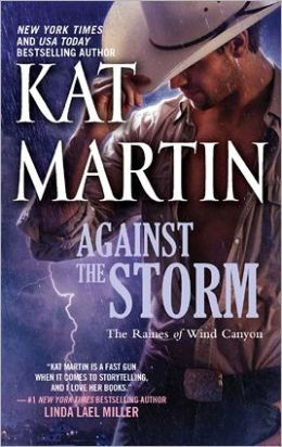 Against the Storm (Raines of Wind Canyon Series #4)