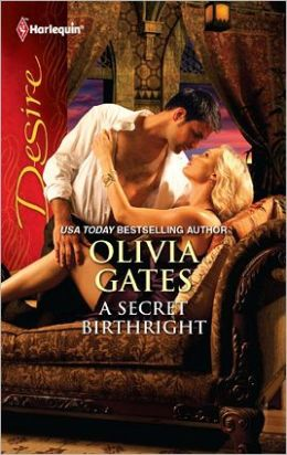A Secret Birthright (Harlequin Desire Series #2136)